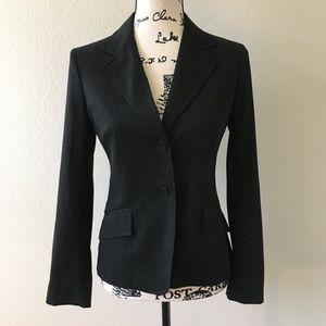 Weekend Maxmara black blazer US 2